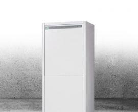 CTC Safir 200 L Effektiva varmvattenberedare i rostfritt, syrafast, titalegerat molybdenstål!