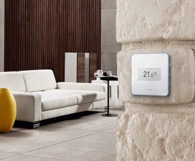 Modern living room från Uponor | Energiportalen